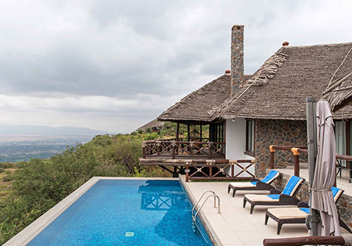 5 Days Lake Manyara / Ngorongoro / Serengeti Lodge Safari