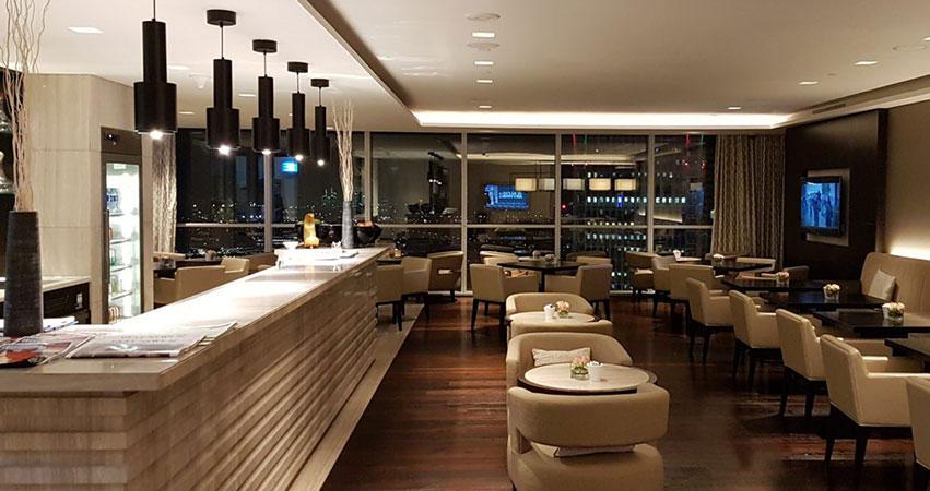 Sheraton Grand Hotel